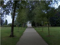 Der Friedhof in Radevormwald